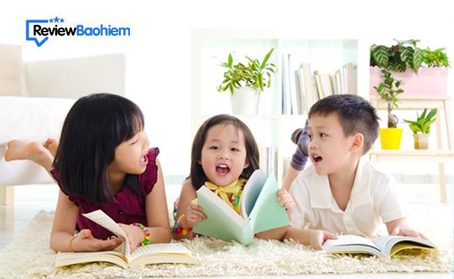 Xây dựng quỹ học vấn cho con
