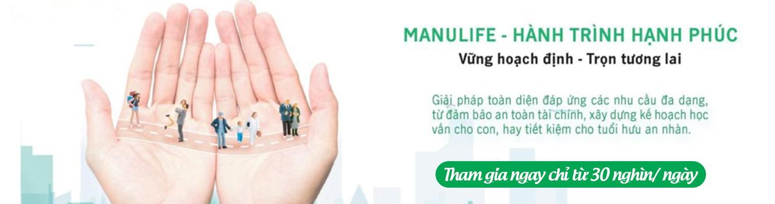 Bảo hiểm Manulife