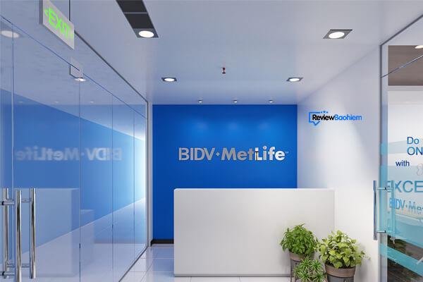 Thông tin liên hệ bảo hiểm BIDV Metlife