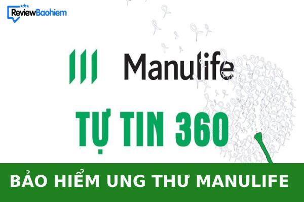 bảo hiểm ung thư Manulife