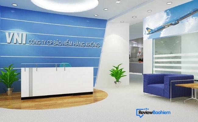 Thông tin cơ bản về công ty bảo hiểm hàng không VNI
